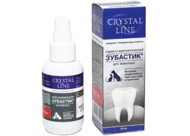 Неужели стоматологический препарат Зубастик для кошек настолько хорош?
